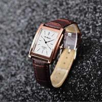 Reloj de pulsera para Hombre, Reloj oficial de cuarzo para negocios, Reloj de cuero, Reloj Erkek Kol Saati, regalo, Reloj para Hombre Montre