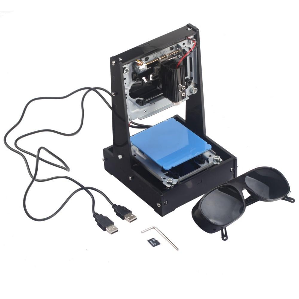 цены Laser Cutter Engraver 500mW NEJE DK-6 PRO-5 USB DIY Laser Engraver Mini Engraving Machine