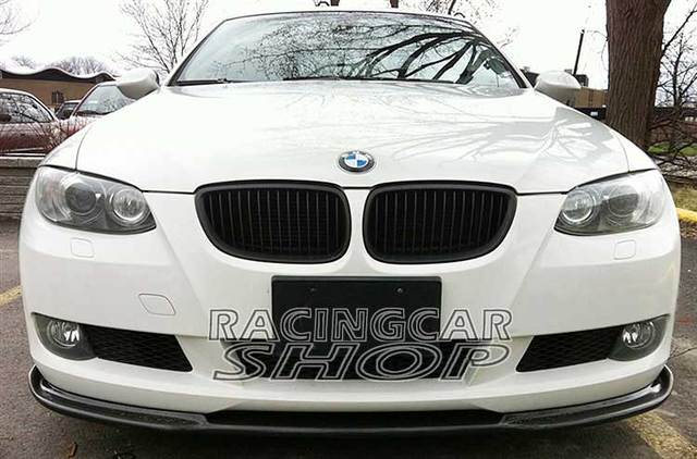 Htype Real Carbon Fiber Front Spoiler For Bmw E92 E93 335i 335xi 335is Coupe And Convertible
