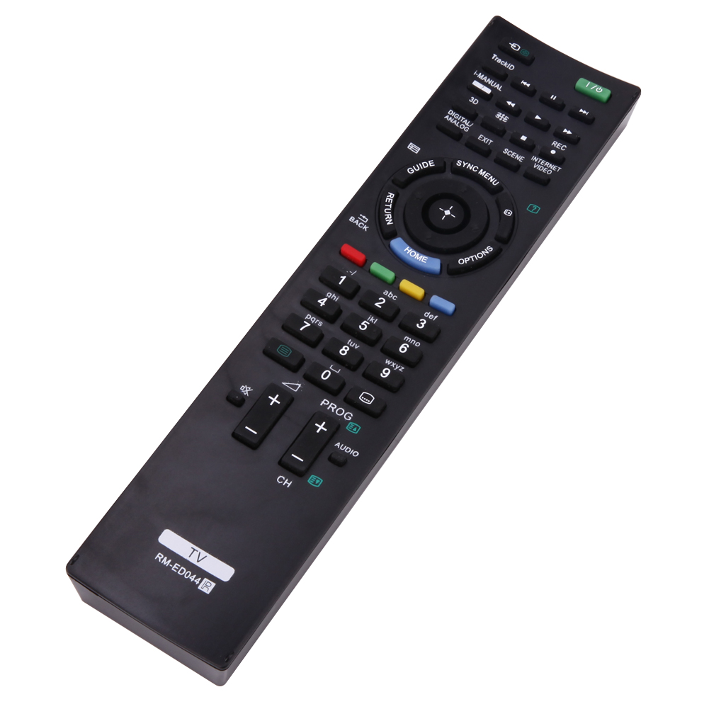 New Replacement TV Remote Control for SONY RM-ED044 RMED044 RM-ED060 RM-ED046 RM-ED053 TV Remote Controller