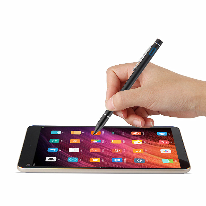 Active Pen Stylus Capacitive Touch Screen For Xiaomi mi 6 5 Max 7 Note4 Mix2 red mi 5s RedMi note 4 5A 4X Pro Mobile phone case