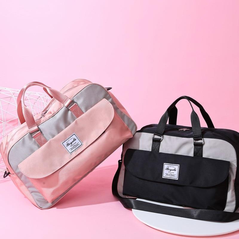 Limited Hot Sports Bag Training Gym Bag Men Woman Fitness Bags Durable Multifunction Handbag Outdoor Sporting Tote Travel Sac De