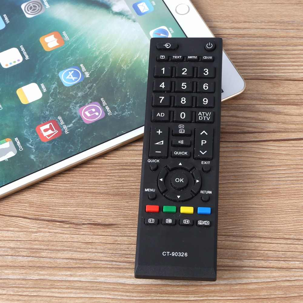 SOONHUA Универсальная замена ТВ 3D Smart плеер дистанционного Управление для TOSHIBA CT-90326 ЖК-дисплей светодиодный Smart ТВ телевидения Управление;