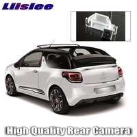 Liislee Car Camera For Citroen DS3 DS 3 2009~2017 High Quality Rear View Back Up Camera For Friends to Use | CCD + RCA