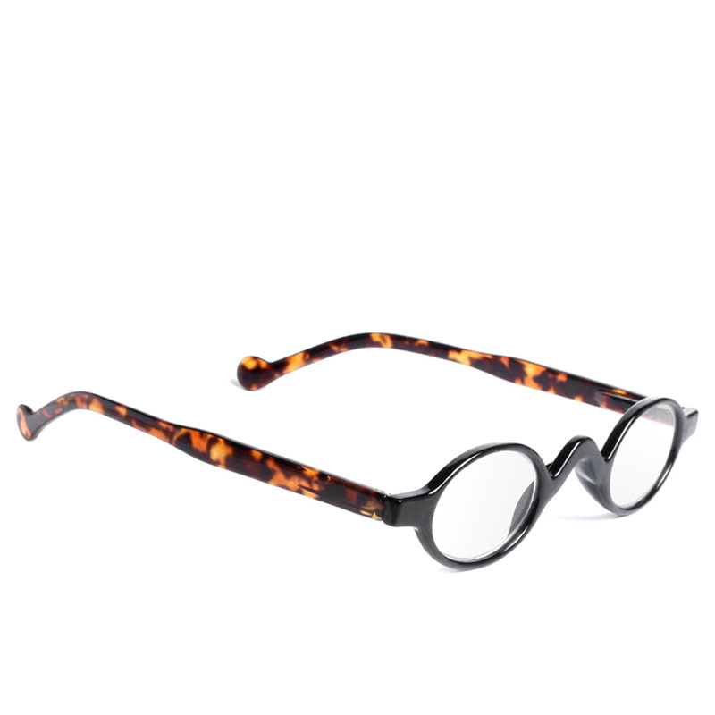 Vintage Small Round Frame Men Women Reading Glasses Presbyopic Glasses