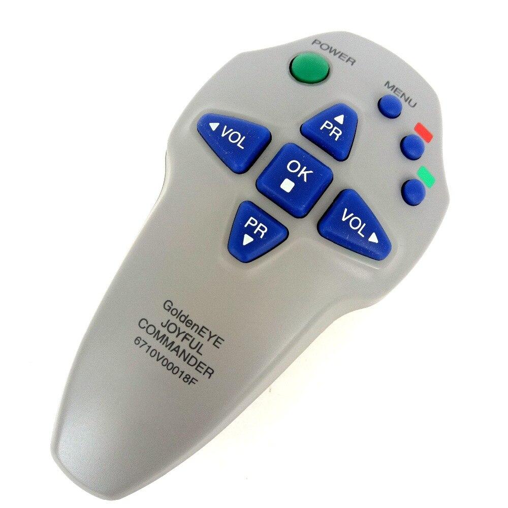 Remote Control FOR LG TV 6710V00018A  GoldenEYE Joyful Commander Fernbedienung NEW HOT SALE ORIGINAL