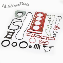 YIMIAOMO OEM 06K 103 383 K ремонт двигателя ремонтный комплект прокладок головки блока цилиндров для VW Golf Jetta Passat B8 Audi A6 Q5 1,8 T 06K103171G