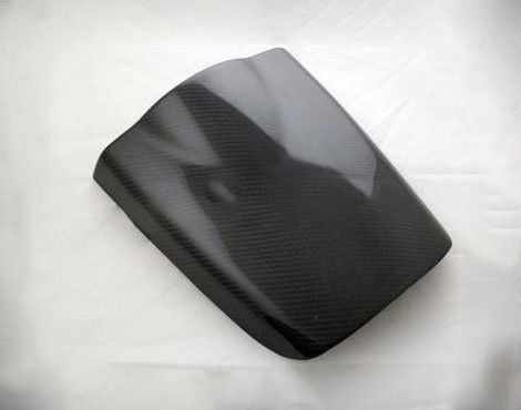 Углеродного волокна заднего сиденья крышка капота для 2003 2006 Honda CBR600RR CBR 600RR 04 05