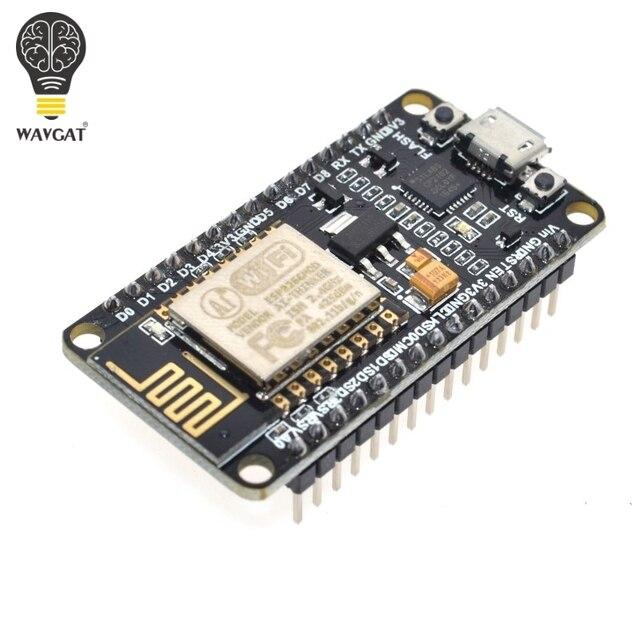 V3 módulo inalámbrico NodeMcu 4 M bytes Lua WIFI de Internet de las cosas, placa de desarrollo en ESP8266 ESP-12E para arduino Compatible