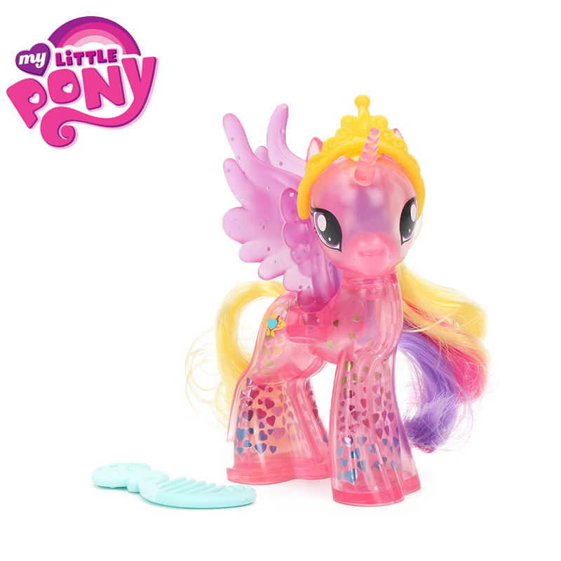 Mon Petit Poney Princesse Cadance Figurine Personnage Figurine Princesse Plush