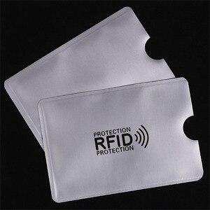 Image 1 - 10 ชิ้น/เซ็ต RFID Card การ์ดการปิดกั้น 13.56 MHz IC การ์ด NFC การ์ดรักษาความปลอดภัยป้องกันการสแกนโดยไม่ได้รับอนุญาต