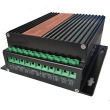 1 кВт MPPT ветро-солнечный гибридный контроллер для 1000 Вт заряда ветровой турбины 600 Вт PV Панель 24 В/48 В повышающий регулятор заряда с сбросом нагрузки