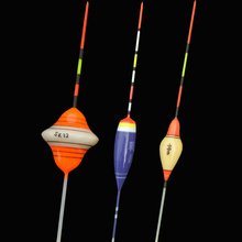 3pcs/lot Vertical Buoy Fishing Float Small Bobber Stopper Barguzinsky Floating Products Pesca Tackle Tools