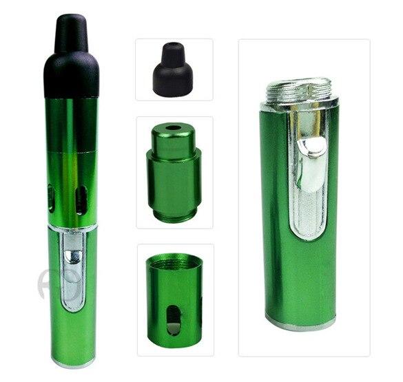 Pijp Klik N Vape Sneak EEN Vape Stiekem EEN Toke Kruiden Vaporizer E-Sigaret Water en Wind Proof aansteker