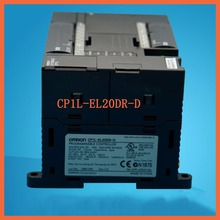 EL20DR New Original CP1L-EL20DR-D PLC CPU DC input 12 point relay output 8 point 100% new and original xbf tc04s ls lg plc 4 channel thermocouple input