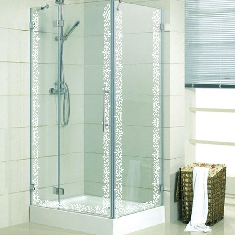 DIY Waterproof Xmas Wall Stickers Bedroom Decal Window Showcase Glass Decor UK