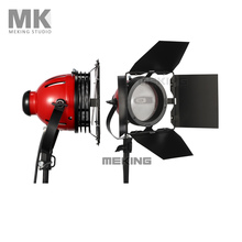 red head Continuous Redhead Light 800w 220V / 110v For Film Camera Photographic Lighting with Radiating Ring