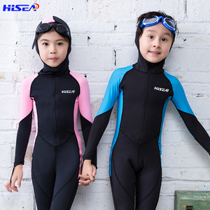 Hisea Kids Wetsuits Swimmimg D
