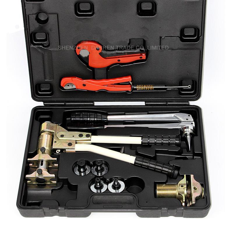 Pex Fitting tool PEX-1632 Range 16-32mm used for REHAU Fittings well received Rehau Plumbing Tool цена 2017