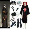 Anime Naruto Cosplay - de Naruto Akatsuki Kakuzu Cosplay Costume Set envío gratis