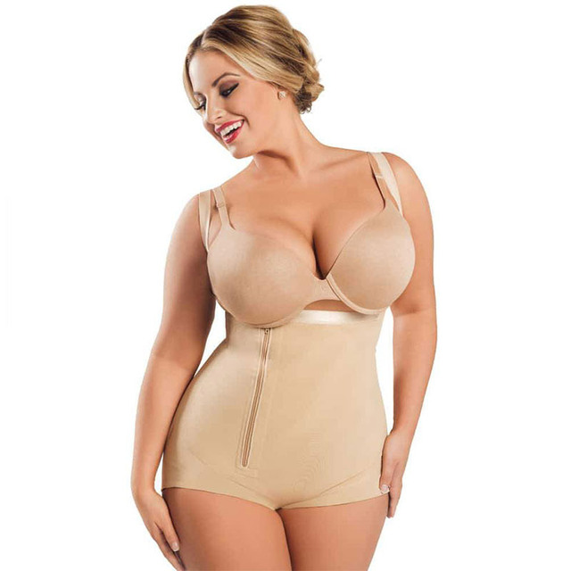 6e39f3044c7 Women shapewear slimming belt waist trainer modeling strap corset butt  lifter with tummy control body shaper plus size underwear