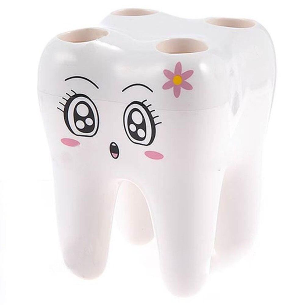 Teeth Style Toothbrush Holder 4