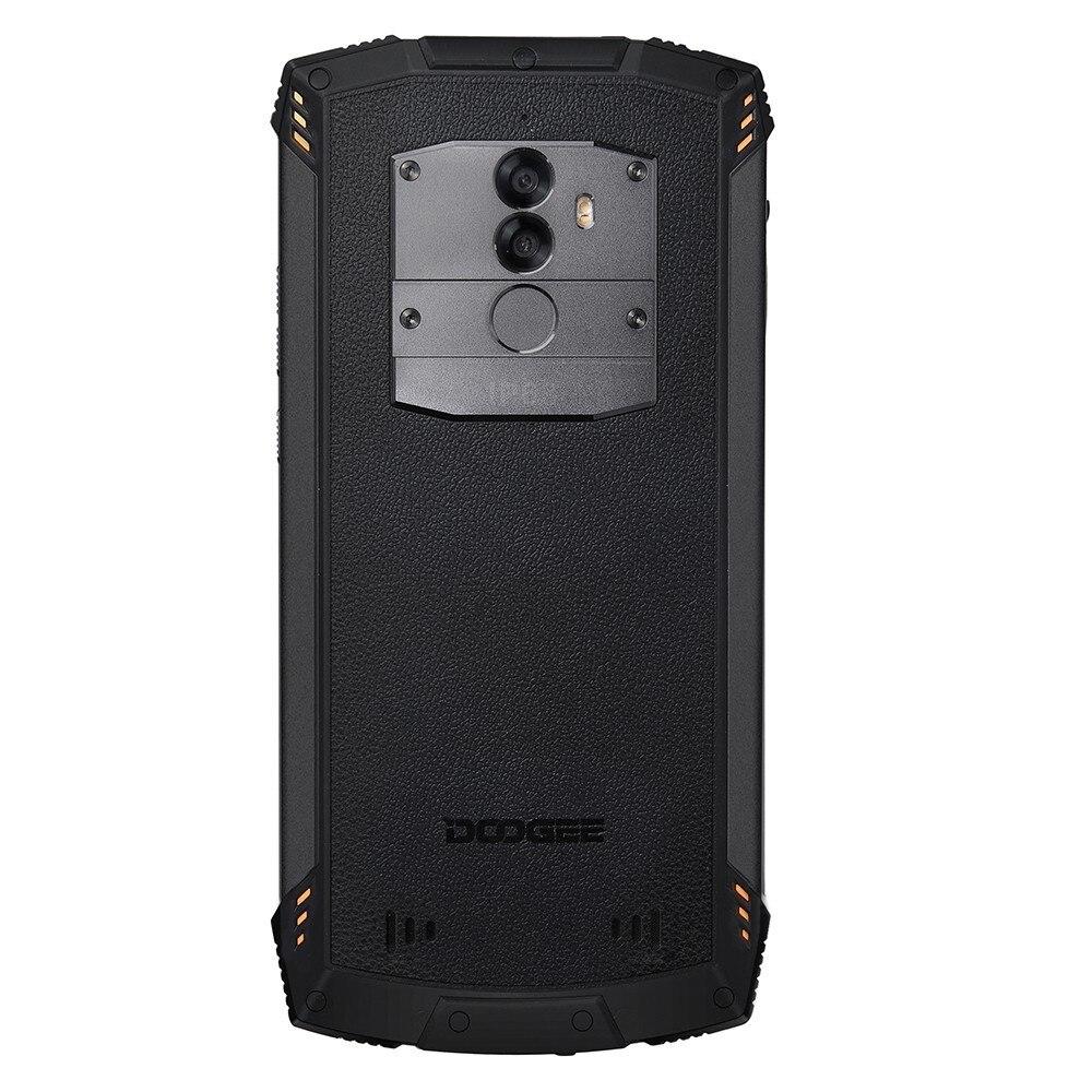 DOOGEE S55 resistente a prueba de golpes a prueba de teléfono móvil android 8,0 de 5500mAh 4GB RAM 64GB ROM MTK6750T Octa Core 4G rápido de carga de teléfono inteligente - 4