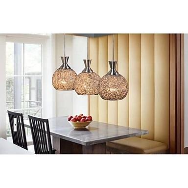 Plafondverlichting Moderne LED Drie Hoofd Droplight Inbouw Keuken ...