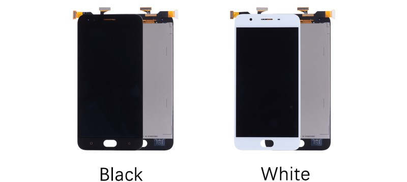 5 5 5'' OEM / Original Display For OPPO F1S LCD Touch Screen Digitizer With  Frame for Oppo F1S A59 Display LCD A1601