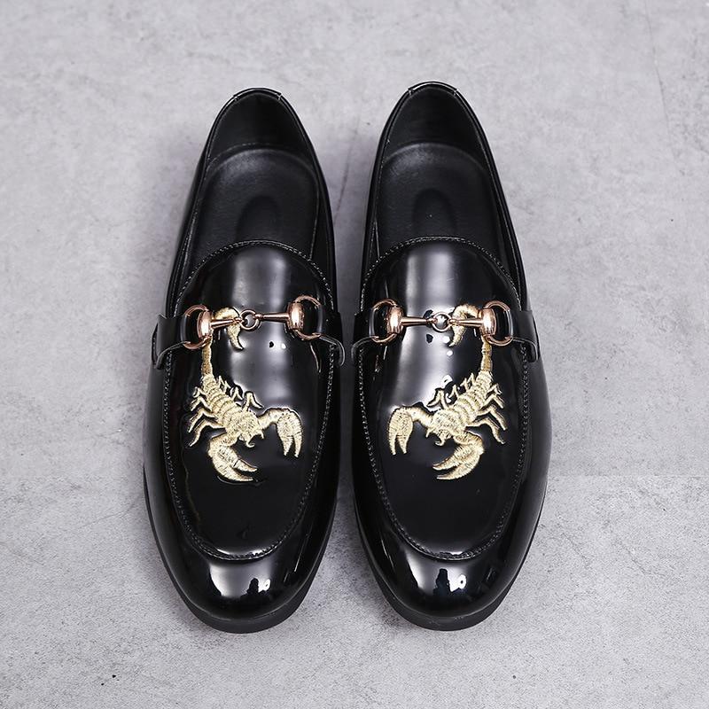 Новые рубашки RUIDENG людей одевают - Мужская обувь - Фотография 6