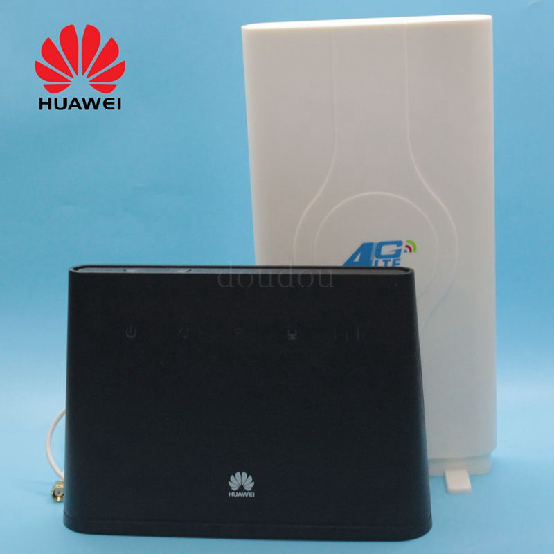 Unlocked Huawei B310 B310s-22 150Mbps with Antenna 4G LTE CPE WIFI ROUTER Modem with Sim Card Slot Up to 32 WiFi Devices 300mbps 4g lte wifi router wireless cpe mobile wifi with sim card slot up to 32 wifi users long wifi coverage for home outdoor