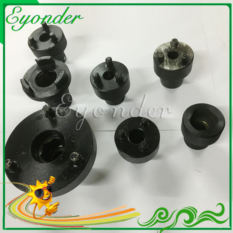 AC A/C Air Conditioner Corolla for Audi A4 for Mercedes Benz New Electric Compressor Magnetic Clutch Hub Removing Remove Tool tk 22 1101 shaft seal compressor for bus air conditioner system