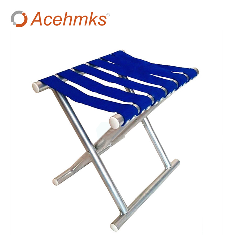 Portable Folding Chair Stool Seat Outdoor Fishing Camping Travel Picnic Hiking Tool Free Shipping baby seat inflatable sofa stool stool bb portable small bath bath chair seat chair school page 3