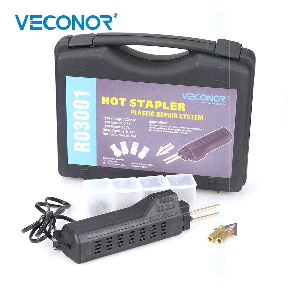 Hot Stapler Plastic Repair System Soldinging Machine Bumper Dash Console Jointing Fairing Auto Body Tool