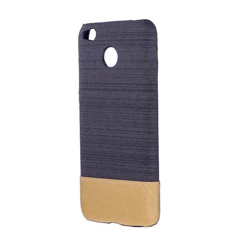 Luxury Vintage Case For Xiaomi Redmi Note 5A Back Cover Case For Xiaomi Redmi Note 5A Slim Case Scratch-resistant Canvas Coque