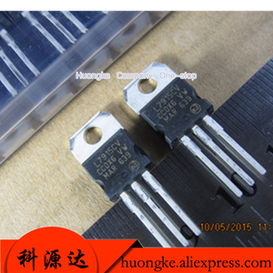 Image 4 - 10 sztuk/partia MC7805CT 7805CT MC7805CTG L7812 L7812CV L7815CV L7815 L7915CV L7915 trzech zacisków regulatora obwodu IC