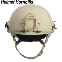 Helmet Hornbills NIJ IIIA FAST Bulletproof Helmets NIJ Standard US Army Ballistic Helmet