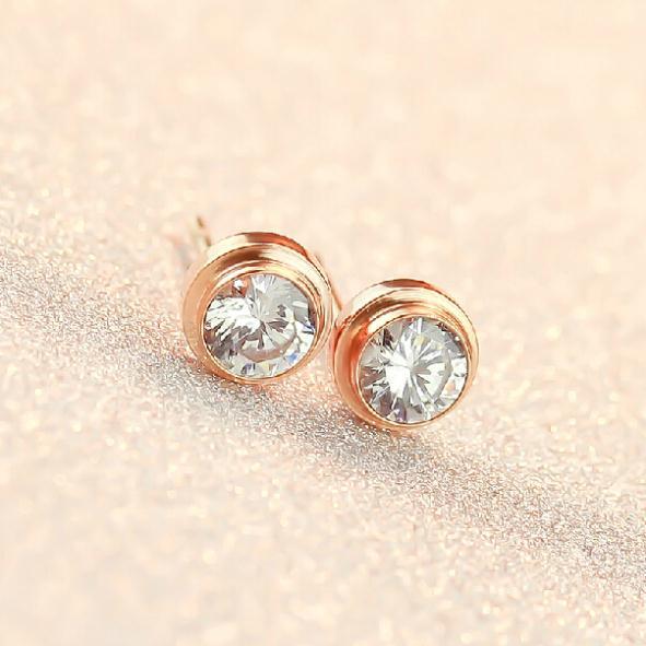Single Stud Diamond Earring Earrings References