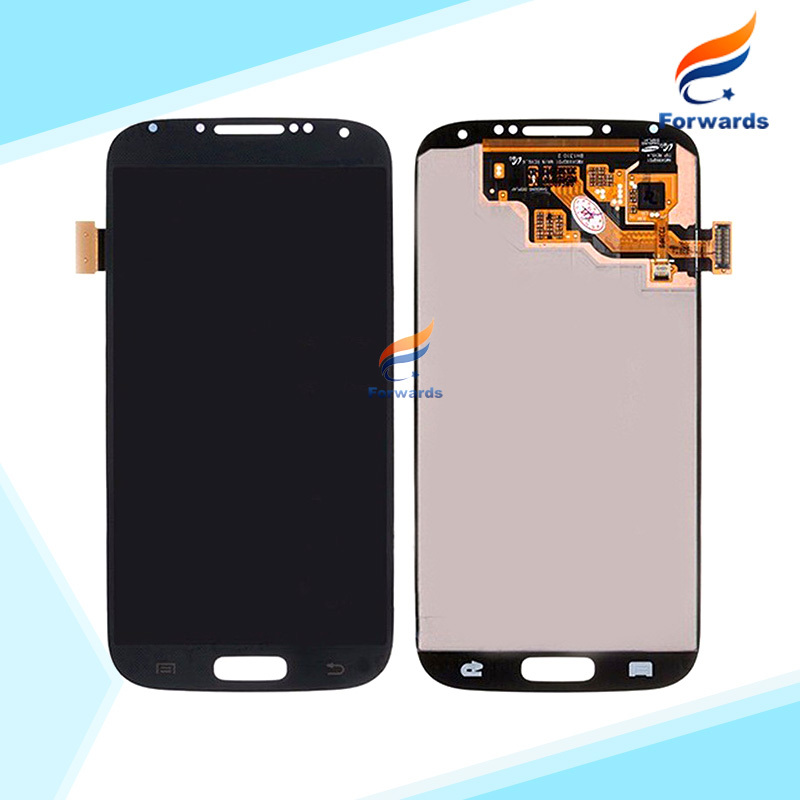 ФОТО Top Selling for Samsung Galaxy S4 i9500 i9505 LCD Display Screen Touch Digitizer assembly 5 PCS/Lot DHL EMS Free Shipping 2015