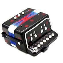 SEWS-Mini Small Children Keyboard Accordion Rhythm Educational Musical Instrument Band Toy for Kids