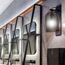 Modern Wall Lamp Loft Style Bathroom Living Room Light Swing Arm Dining Reading for Headboard Art Wandlamp Retro