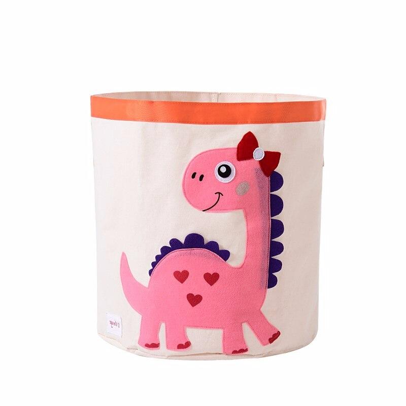 Kid's Cartoon Toy Storage Folding Basket 4