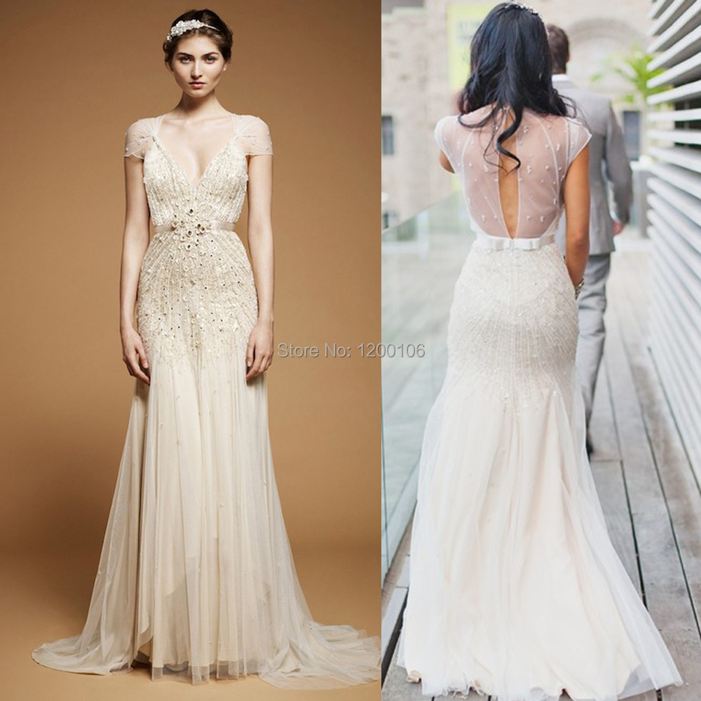 Online Buy Wholesale jenny packham evening dresses from China ...