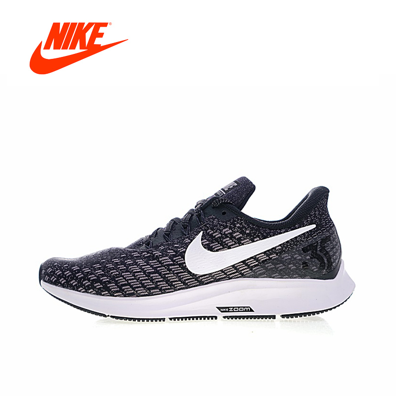 2018 Footwear Winter Athletic Original NIKE ZOOM PEGASUS 35 Running Shoes for Men Breathable Jogging Stable Breathable gym shoes