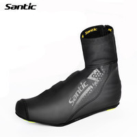 Santic Winter Sport Shoe Cover MTB Shoe Cover Cycling Windproof Water Resistant Bike Sport Shoe Cover Rain Size 39 45 5C09047
