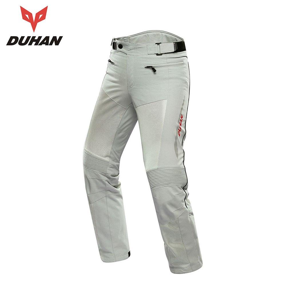Pantalones de moto DUHAN Hombres Moto Pantalones Racing Off-road - Accesorios y repuestos para motocicletas - foto 4