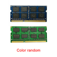 DDR3L 1600mhz PC3 12800S Unbuffered Computer Universal Large Capacity Single Easy Install Notebook Memory Laptop 204PIN CL11