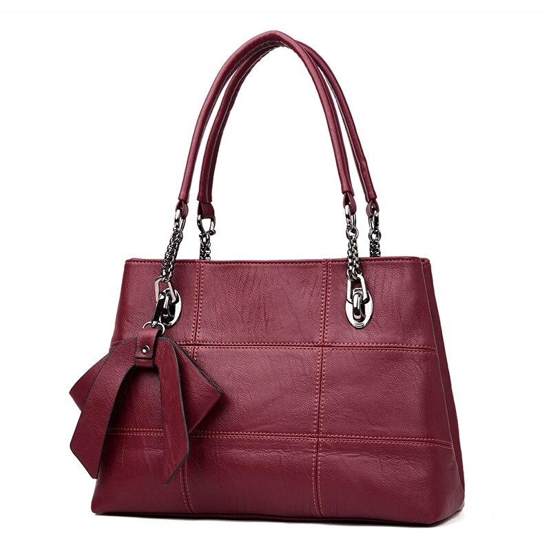 Plaid Woman Shoulder Bags Luxury Handbags Designer Leather Totes Women Mujer Bolsas