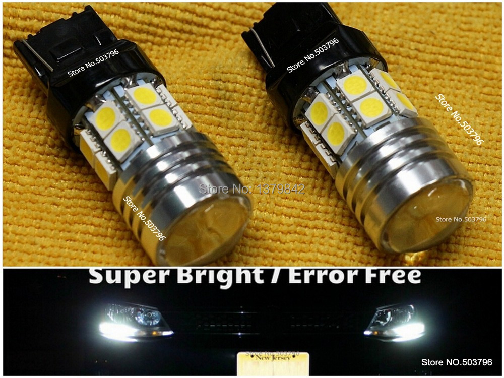 ФОТО Free shipping LED DAYTIME RUNNING LIGHTS KIT BRIGHT WHITE