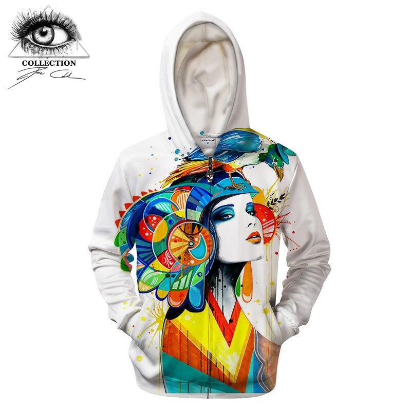 Aztec by Pixie cold Art Hot Sale Zipper Hoodies 3D Sweatshirts Men Women  Jacket Brand Tracksuits Casual Pullover Tops Hip Hop